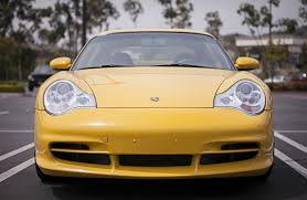 2004 Speed Yellow Porsche GT3 - Rare Cars for Sale BlogRare Cars ...