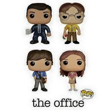 Office pop Wall The Office Being Made Into Pop Vinyls Funko Funatic The Office Being Made Into Pop Vinyls Funko Funatic