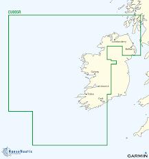 Bluechart G3 Chip Regular Hxeu005r Ireland West Coast