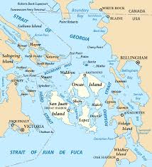 Orcas Island Tide Chart San Juan Islands Wikipedia