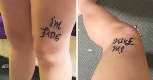 Quote Tattoos For Guys 23 Awesome 24 Clever Tattoos That Have A Hidden Meaning Bored Panda