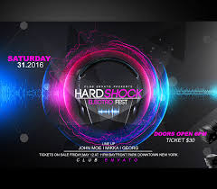 Electro Sound Party Flyer Template