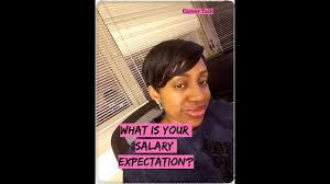 Wb 19 Career Talk What Is Your Salary Expectation Youtube