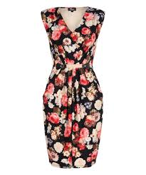 Iska London Size Chart Look What I Found On Zulily Black Floral V Neck Dress By