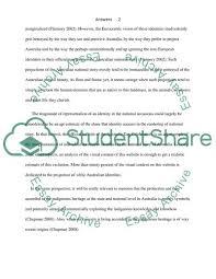 Australia Essay Australia Study Essay Example Topics And Well Written