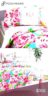 garnet hill lilly pulitzer bedding collections duvet cover