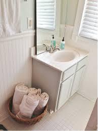 affordable bathroom ideas. Guest Bathroom Redo Update Budget Affordable Before After, Ideas, Diy, Flooring, Ideas
