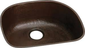stainless steel undermount sink. Elkay Copper 23-9/16\ Stainless Steel Undermount Sink