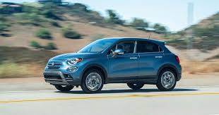 Fiat <b>500X</b> 1.3T Review: Good Engine, Mediocre Everything Else