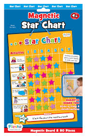 Reward Chart For 2 Year Old Magnetic Star Reward Chart