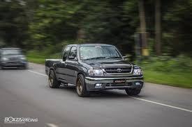Toyota Hilux Tiger เรียกพลังด้วยหัวใจ VIGO พร้อมโชว์เหนือด้วย NOS - รถแต่ง