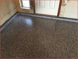 unico painted concrete floors