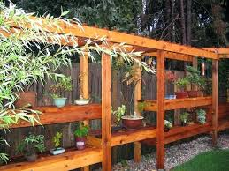 garden shelves. Outdoor Garden Shelves Bonsai And Corner Bench Herb K
