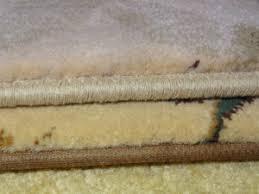carpet binding. rug binding - poly (brown) \u0026 serge tape (white) carpet
