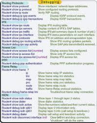 cisco command cheat sheet cisco ios cheat sheet show commands interesting pinterest tech