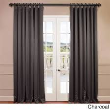 excellent dark grey long simple satin extra wide curtains dangle ideas stunning extra