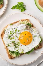 50 avocado recipes for breakfast