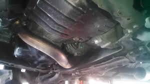 Transmission service 2011 Toyota RAV4 RAV 4 Install Remove Replace ...