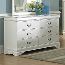 White And Walnut Bedroom Furniture Shop Bedroom Furniture At Lowescom
