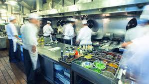 busy restaurant kitchen. Busy Restaurant Kitchen Large H