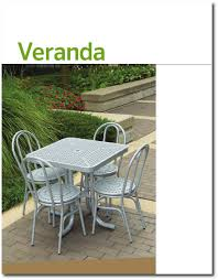 veranda collection overview rally collection steel trash receptacles veranda brochure cover page