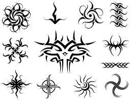 Disegni Per Tatuaggi Tribali Maori Stelle Fiori E Fate Con Simboli