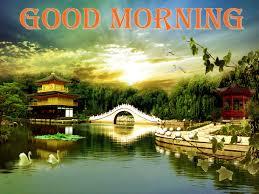 good morning scenery hd wallpaper
