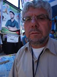 """Mesbah Abed Rabo: """"When Gilad Shalit was held by Gaza the whole world knew about it and demanded his release. There are over 5,000 Palestinian prisoners of ... - Mesbah-Abed-Rabo-e1402316063416"""