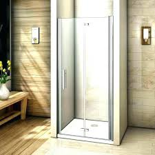 bifold glass shower door accordion glass shower door innovative decoration bi fold beautiful idea pivot folding