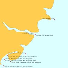 York Harbor Maine Tide Chart