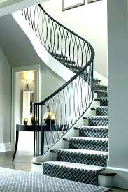 modern stair runners uk carpet rugs for stairs contemporary runner rods