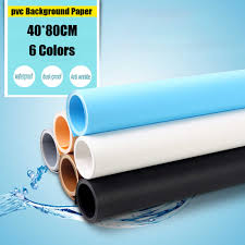 Studio frame board bracket PVC gradient paper <b>background cloth</b> ...