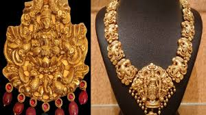 Temple Jewellery Locket Designs 9 Best Designs Of Antique Temple Jewellery Styles At Life