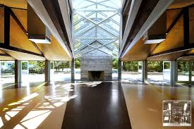 lehrer architects office design. Shalom Institute Dining Hall / Lehrer Architects, Courtesy Of Architects Office Design