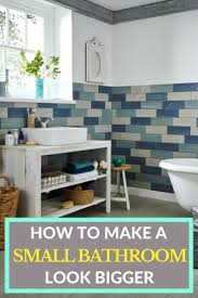 How To Make A Small Room Look Bigger 74 Best Small Rooms Images On Pinterest