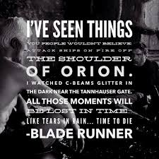 Blade Runner Quotes