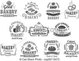 紋章 あるいは パン屋 Signboards ペストリー