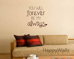 love quotes vinyl wall art