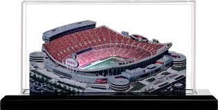 New York Giants Stadium Seating Chart 3d Arrowhead Stadium Kansas City Chiefs 3d Stadium Replica