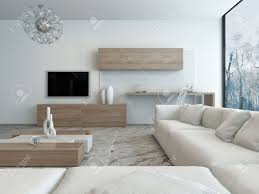 Amazing Of Elegant Gray Living Room Interior Design In Mo - Living room modern style