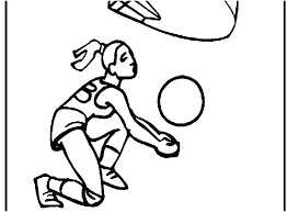 Gymnastics Coloring Page Girls Coloring Book Danaverdeme