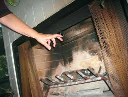 chimney damper replacement fireplace installation cost parts