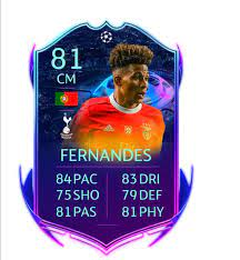 According to reports, Gedson Fernandes will sign for Spurs. RTF card is  saved!: FIFA