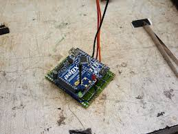 2011 archive equals zero next was throwing the hardware together on a perfboard this little arrangement costs way more than the transmitter 17 34 for an arduino nano and 22 25