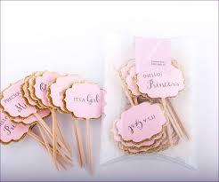 PRINCESS PINK GOLD TIARA CROWN CENTERPIECE BIRTHDAY PARTY BABY Princess Theme Baby Shower Centerpieces