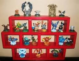 Unique Skylanders Display Cases And Shelves