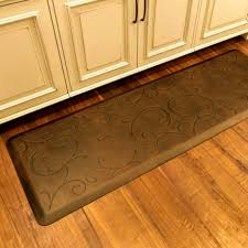 Gel Floor Mats For Kitchen Bedroom Appealing Top Padded Kitchen Floor Mats The Love Focus