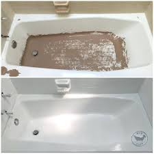 refinish bathtub spray paint refinishing cost chicago kit canada