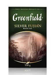 <b>Чай черный</b> листовой <b>Silver</b> Fujian, 100 г <b>Greenfield</b>. 11780445 в ...