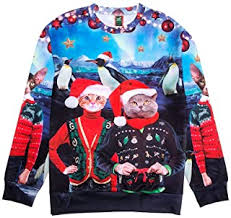 Cat Christmas Sweaters - Amazon.ca